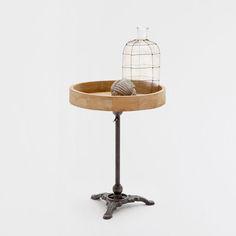 HOHES TISCHCHEN MIT HOLZTABLETT - Schlafen - Cabinet - Shop by collection | Zara Home Deutschland