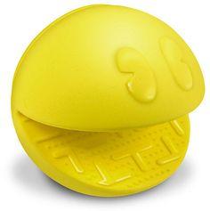 ThinkGeek :: Pac-Man HotHead Potholder