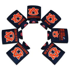 c1a3ea6278c46 Auburn Coozies at the Auburn University Bookstore. There s a coozie for  everyone in the family