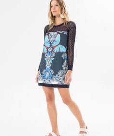vestido tricot borbomar