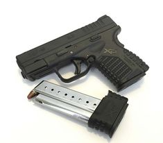 Gun Review: Springfield Armory XD-S 3.3 9mm Pistol Find our speedloader now!  http://www.amazon.com/shops/raeind