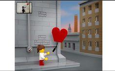 #Banksy #StreetArt #lego #love