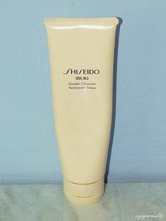 Le Nettoyant Doux Ibuki de Shiseido