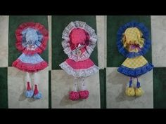 MUÑECA DE TOALLA Como hacerla - YouTube Crafts To Sell, Home Crafts, Diy And Crafts, How To Make Diy, Mason Jar Crafts, Kids Playing, Sewing Projects, Sewing Patterns, Crochet Hats