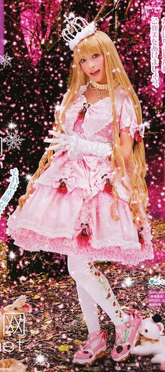 Style / Hime Lolita