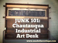 Junk 101: Chautauqua