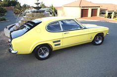 The Petrol Stop: Ford Capri Perana V8