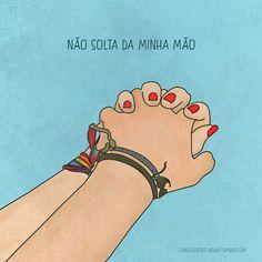 De Onde Vem A Calma - Los Hermanos (Compositor: Marcelo Camelo)