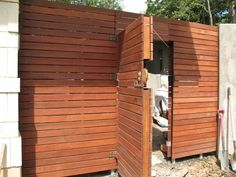 nice little privacy fence ;)