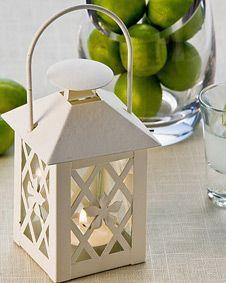 Brilliant Blossom Lantern Tea Light Holder #wedding #favor #bridal