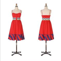 Anthro 'Festa Dress'