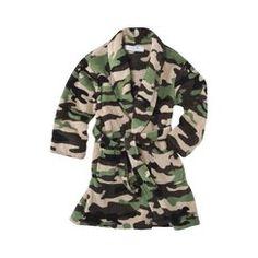 :D Camo robe at Target