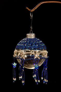 OS MELHORES ARTESANATOS: Modelos de bolas de Natal