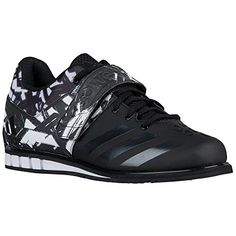 official photos 41750 f51e3 Adidas Powerlift 3 Unisex Weightlifting Shoes - Black White - 7.5 UK. Boxing  shoes