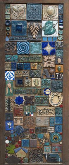 Step Collectıon : Step Collection Fikir ve ilham almak için porfesyonellerden en uygun ev projelerine ulaşın. Metal Wall Sculpture, Pottery Sculpture, Wall Sculptures, Sculpture Art, Mosaic Tile Designs, Mosaic Art, Ceramic Pottery, Ceramic Art, Art Rupestre