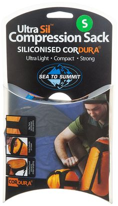 Sea to Summit Ultra-Sil Compression Sack >>> You can find out more details at the link of the image.
