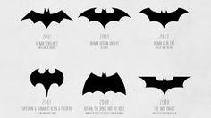 Infographic: The Evolution Of The Batman Logo, From 1940 To Today Batman Vs Alien, Batman Gotham Knight, Arkham Knight, Batman Arkham, Lego Batman, Logo Do Batman, Batman Tattoo, Gotham City, Formation Photoshop