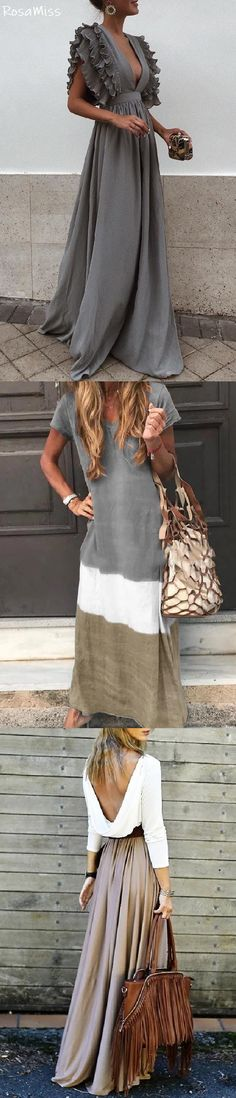 Backless Mini Dress, Backless Maxi Dresses, Boho Fashion, Fashion Looks, Fashion Outfits, Bridal Lingerie Lace, Simple Outfits For School, Party Dress Outfits, Future Clothes