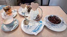 Sonntag, 08.02., 15:00 Uhr – Spandau, Eiscafé: Eis geht immer. © Jens Oellermann