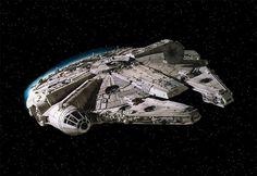 Millennium Falcon (Corellian YT-1300 Light Freighter)