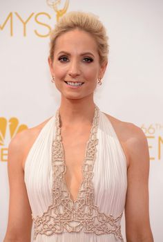 Anna of Downton Abbey at the 2014 Emmys