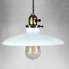 Industrial AWPL pendant light