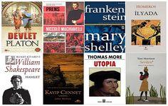 Amerikan üniversitelerinde öğrencilere en çok okutulan 101 kitap