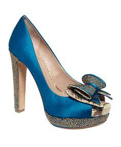 Vince Camuto Shoes, Gradey Platform Pumps
