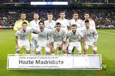 Equipos de fútbol: ACTUALIDAD: REAL MADRID - DEPORTIVO DE LA CORUÑA 10/12/2016