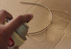 DIY-Cat-Ear-Headband-5 using wire