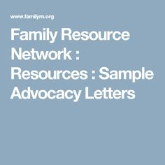 Download Sample Letters For Requesting Evaluations And Reports