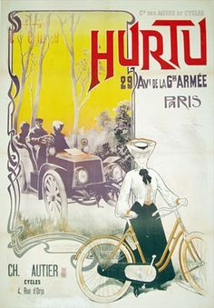 Downton showed us the transition from bicycles to automobiles. www.vepca.com