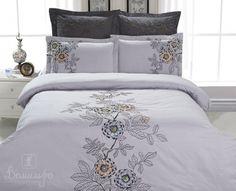 Купить постельное белье из супер-сатина ЦВЕТОЧНЫЙ СТИЛЬ 1,5-сп от производителя KingSilk (Китай)