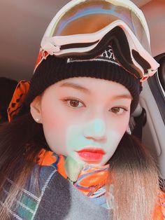 Kpop Girl Groups, Korean Girl Groups, Kpop Girls, Kim Doyeon, Uzzlang Girl, Unique Faces, Cha Eun Woo, Cosmic Girls, Beautiful Moments