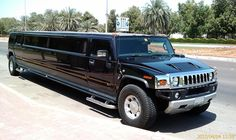 Hire stretch black hummer for your weddings with a professional chauffeur to enjoy the ultimate services and luxury to make your day memorable.