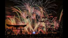 Tokyo Amazing New Year´s Fireworks 2018 HD 1080p