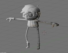 3d character boy - Google Search