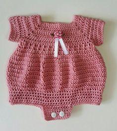 Easy Crochet Baby Dress Pattern Anna's Free Baby Crochet Dress Patterns - Inspiration and Ideas 1600 x 1195 · 263 kB · jpeg Craft Passions, Baby Dress Set: FREE crochet patterns Crochet Baby Sweater Pattern, Baby Sweater Patterns, Crochet Romper, Baby Dress Patterns, Crochet Bebe, Baby Girl Crochet, Crochet Baby Clothes, Crochet For Kids, Knit Crochet