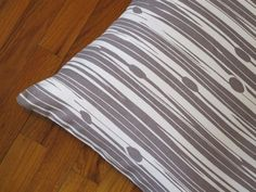 SALE Organic Dog Bed - Washable- Recycle Your Old Pillows- Knotty Bois on Etsy, $38.00