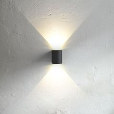 The Nordlux Canto 77571003 Black Wall Light at We have the complete range of Nordlux light fixtures available for fast delivery. Garden Wall Lights, Black Wall Lights, Shops, Entrance Hall, Downlights, Light Up, Light Fixtures, Sconces, Bulb