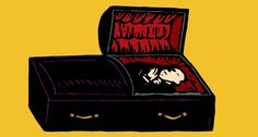 Don't let the mortician turn you into a biohazard — Here are some alternatives to toxic embalming