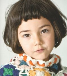 Kid hairstyles for short hair photo - 5