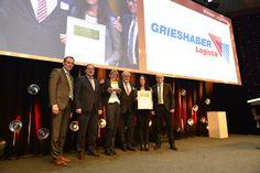 Auszeichnung für beste Logistik:CLAAS verleiht Grieshaber den Supplier Award 2016 - http://www.logistik-express.com/auszeichnung-fuer-beste-logistik-claas-verleiht-grieshaber-den-supplier-award-2016/