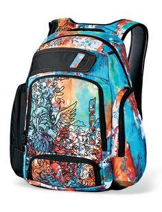 c307cab983bc0 Dakine Covert Backpack by kizioko.deviantart.com Vera Bradley Rucksack,  Deviantart, Rucksäcke