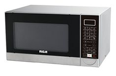 This #microwave is not just for reheating leftovers and making popcorn. With the #RCA 1.1 Cu. Ft. Microwave and grill you can create meals and amazing dishes with...
