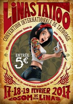 Convention Internationale de Tatouage