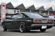 Toyota Carina, Coupé, MkI, from 1970 to 1977 Toyota Carina, Classic Japanese Cars, Classic Cars, Automobile, Old School Cars, Japan Cars, Import Cars, Jdm Cars, Retro Cars