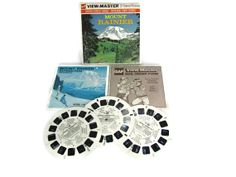 Mt. Rainer Viewmaster Slides Complete 1970 by TreasurePicker, $7.00