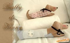 Tilda's Dog Pillow - pattern