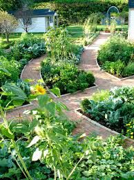Image result for craftsman house garden ideas no lawn